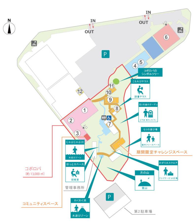 ブランチ札幌月寒の駐車場情報