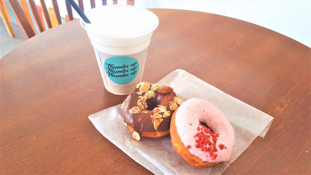 手稲区稲穂のカフェサムズアップThums up COFFEE STANDのレポート