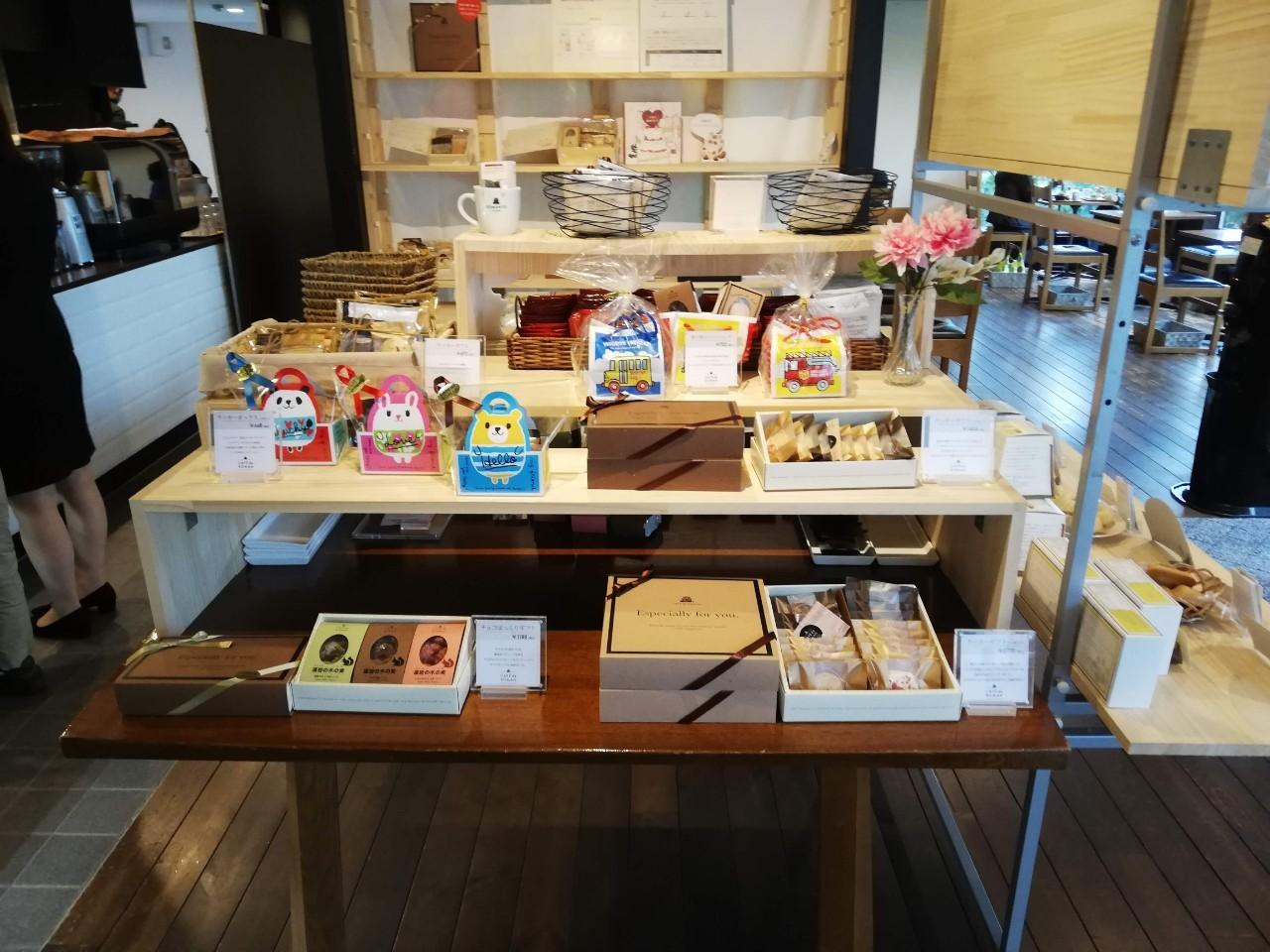 CAFÉ de ROMAN 藻岩店 店内2