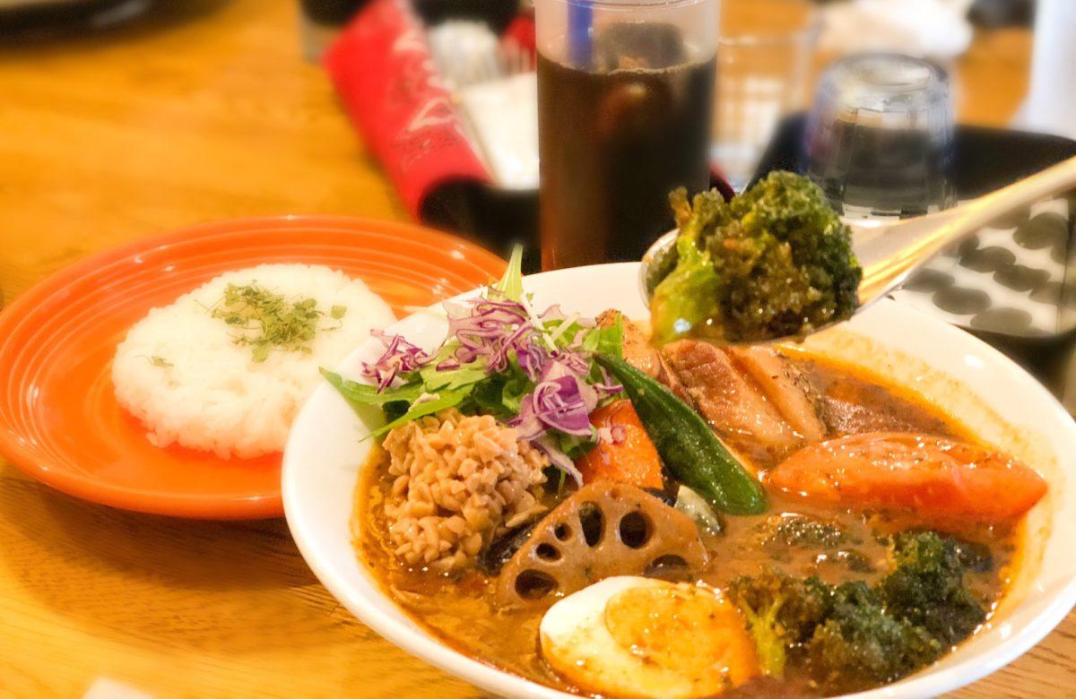 札幌テイクアウト「ルー&スープカレー Bonanza」