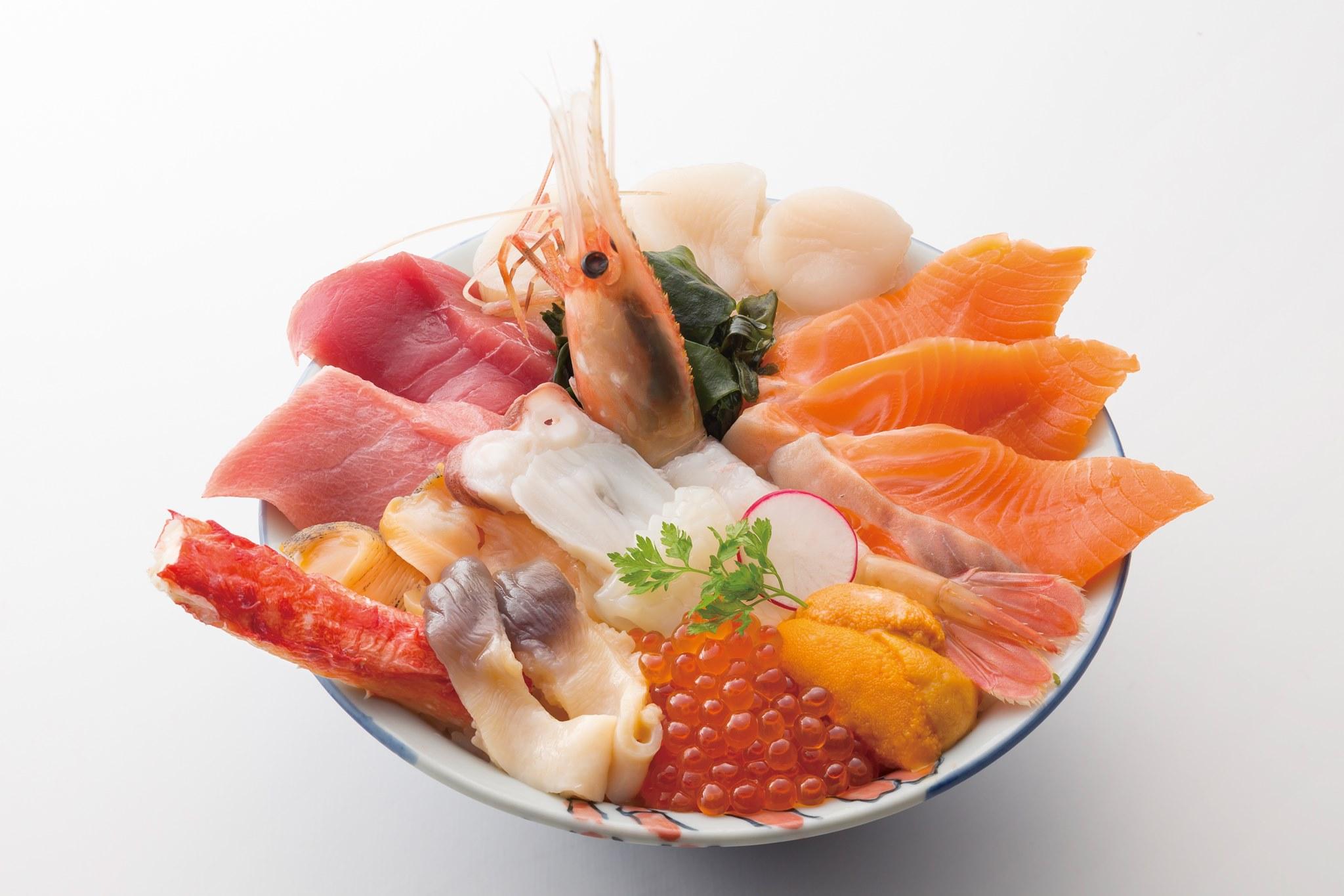 札幌海鮮丼 北のグルメ亭