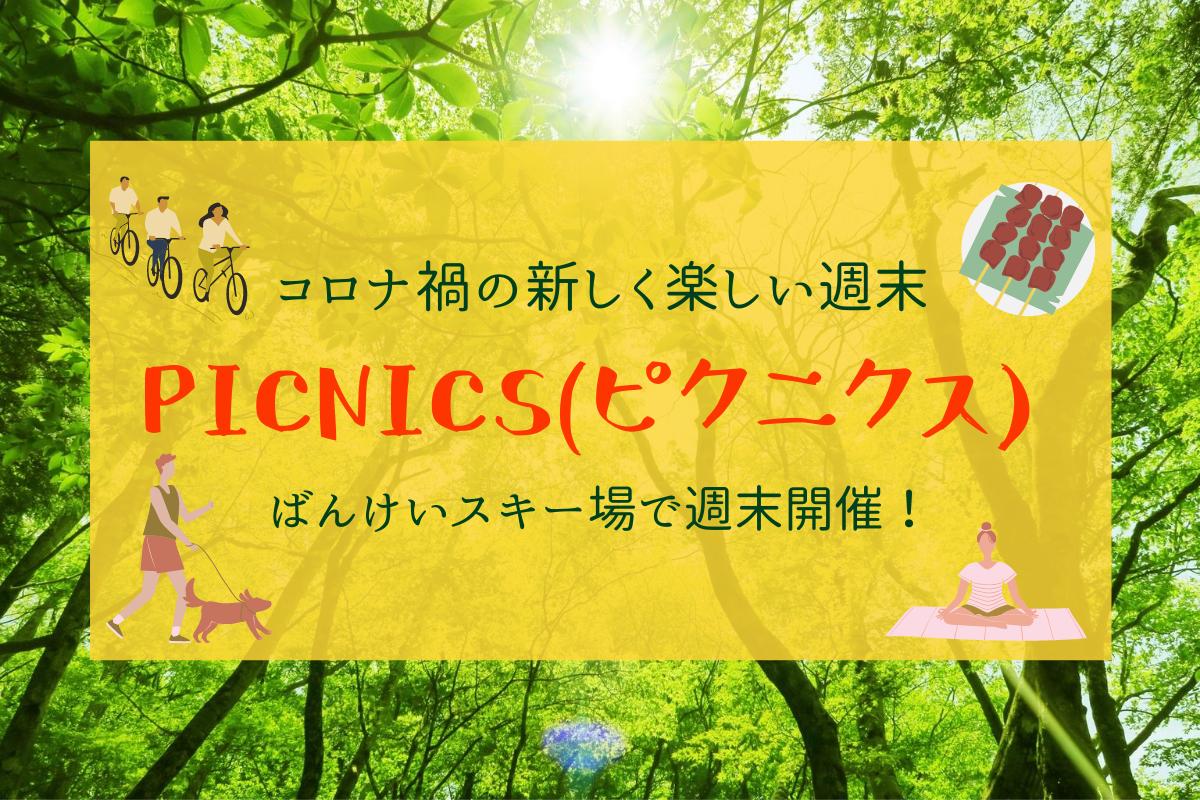 PiCNICS(ピクニクス)