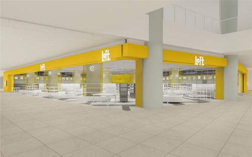 アリオ札幌ロフト店舗